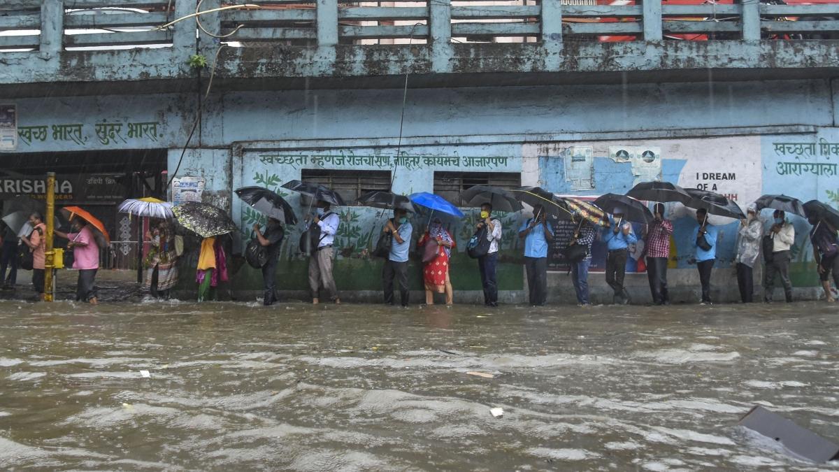 Mumbai Rains: Highestsingle day rainfall in 46 years