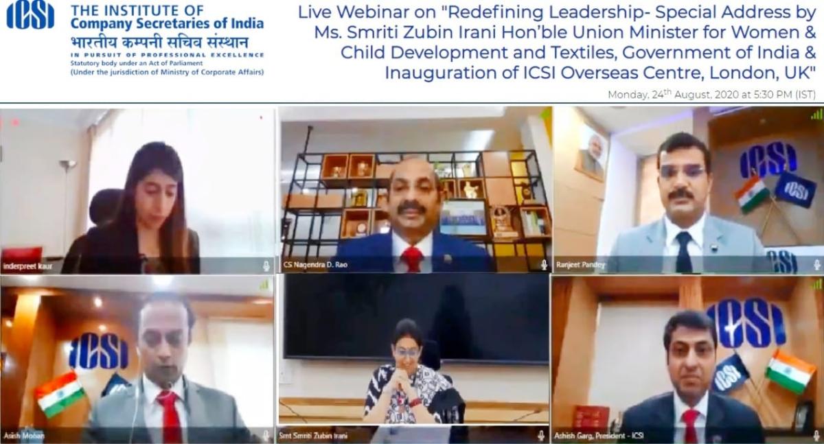 ICSI inaugurates Overseas Centre in London, UK