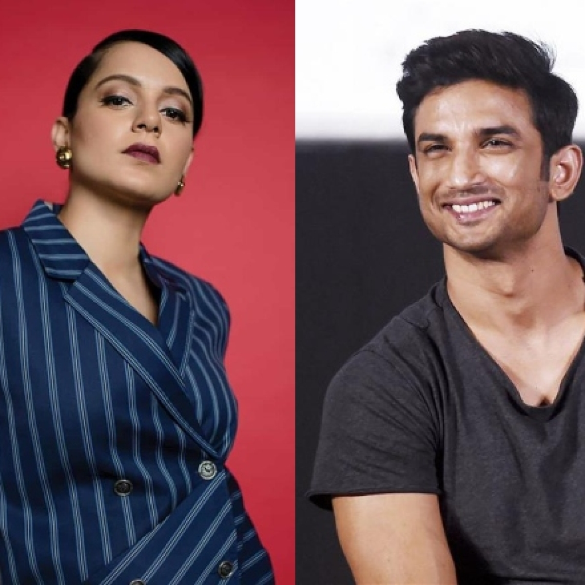 When Kangana Ranaut was too busy to work with Sushant Singh Rajput