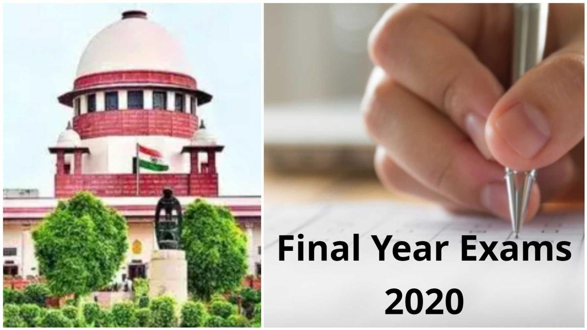 Final Year Exams 2020: Latest updates on Supreme Court verdict
