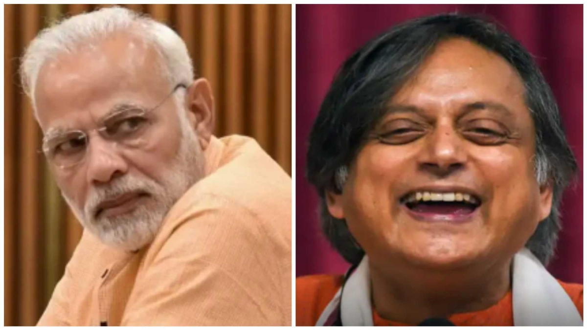 School time? Check out Shashi Tharoor's subtle dig at PM Modi's Ayodhya event