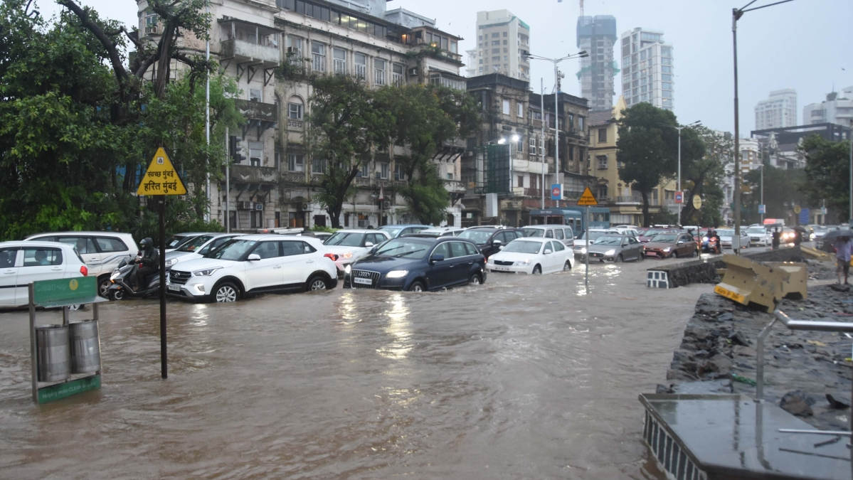 Mumbai Rains: SoBo residents blame Metro 3