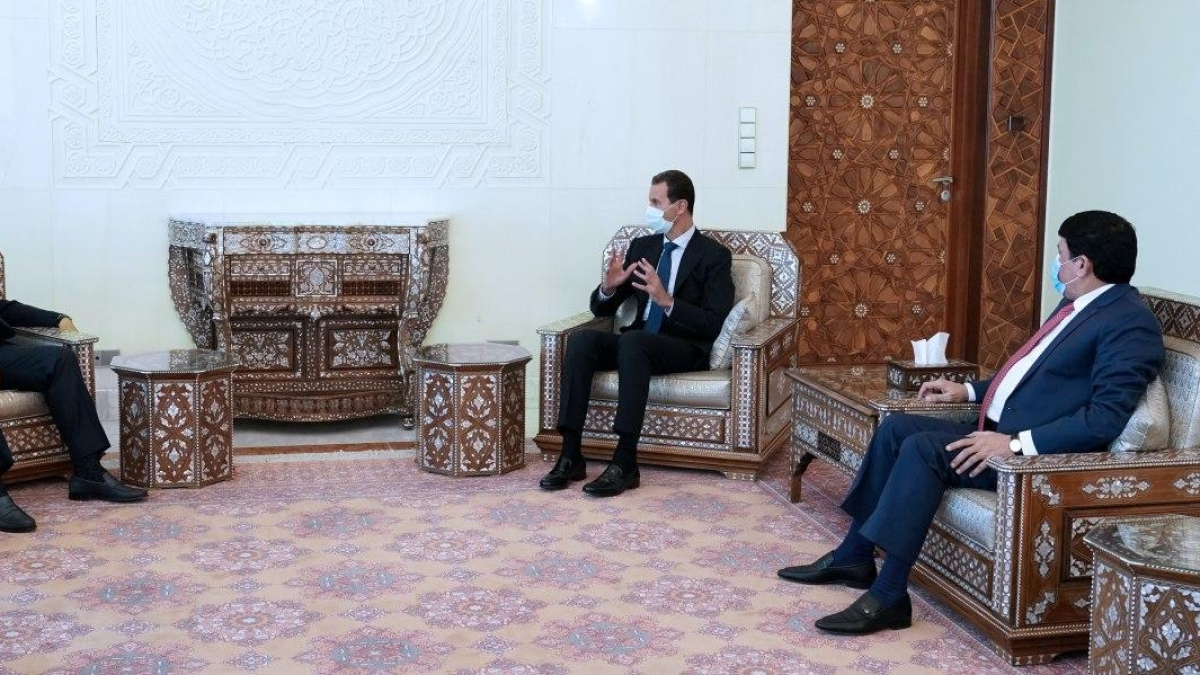 Syria forms new government, keeps top posts unchanged