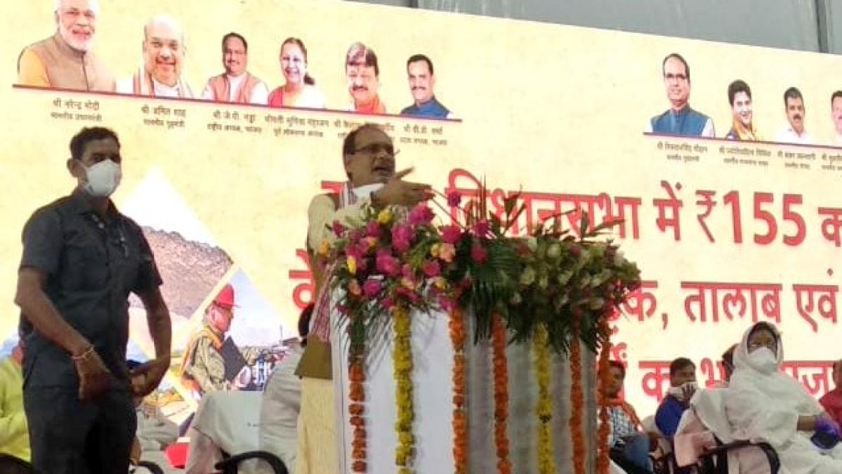 CM Shivraj Singh Chouhan