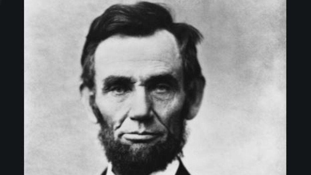 Abraham Lincoln's hair and bloodied telegram about his assassination to be auctioned