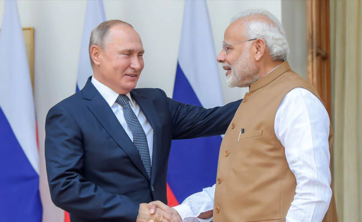 PM Modi speaks to Russian president Vladimir Putin, says 'our cooperation on Sputnik-V vaccine will assist humanity'