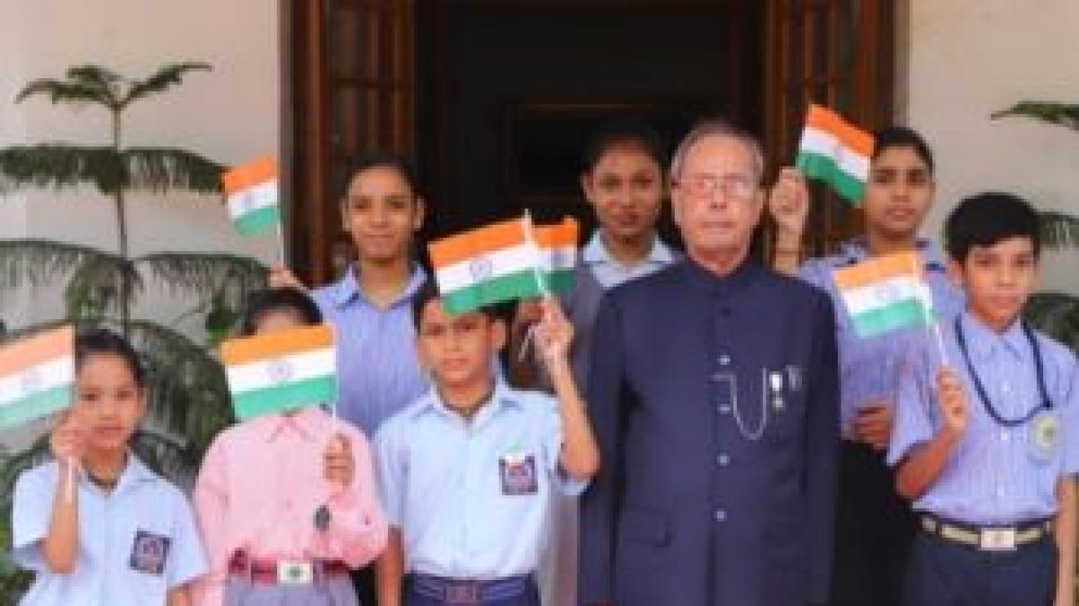 Ex-Prez Mukherjee on ventilator, never missed to hoist tricolour