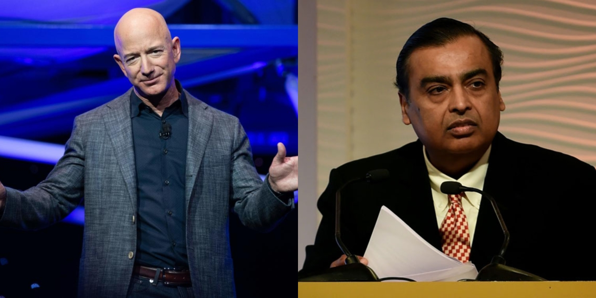 World's top 10 richest as on September 3: Jeff Bezos continues to be number 1, Mukesh Ambani steady at number 8
