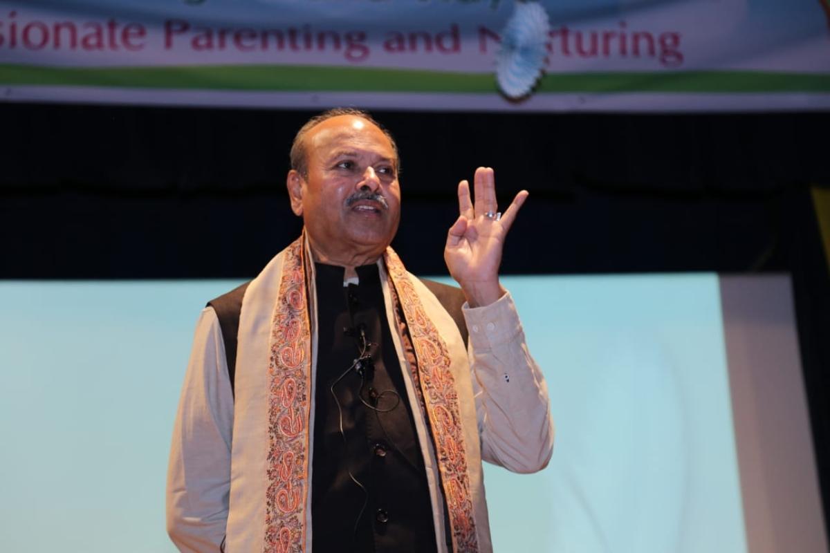 Spiritual Technology: NJ Reddy, founder of Yoga Prana Vidya