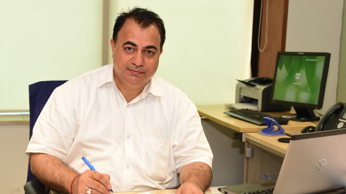 Sushil Sharma appointed as Director (Electrical) of SJVN