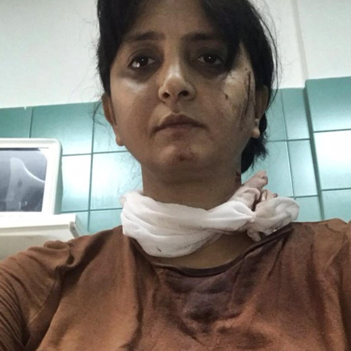 Meet Indian journalist Anchal Vohra who survived Beirut blast