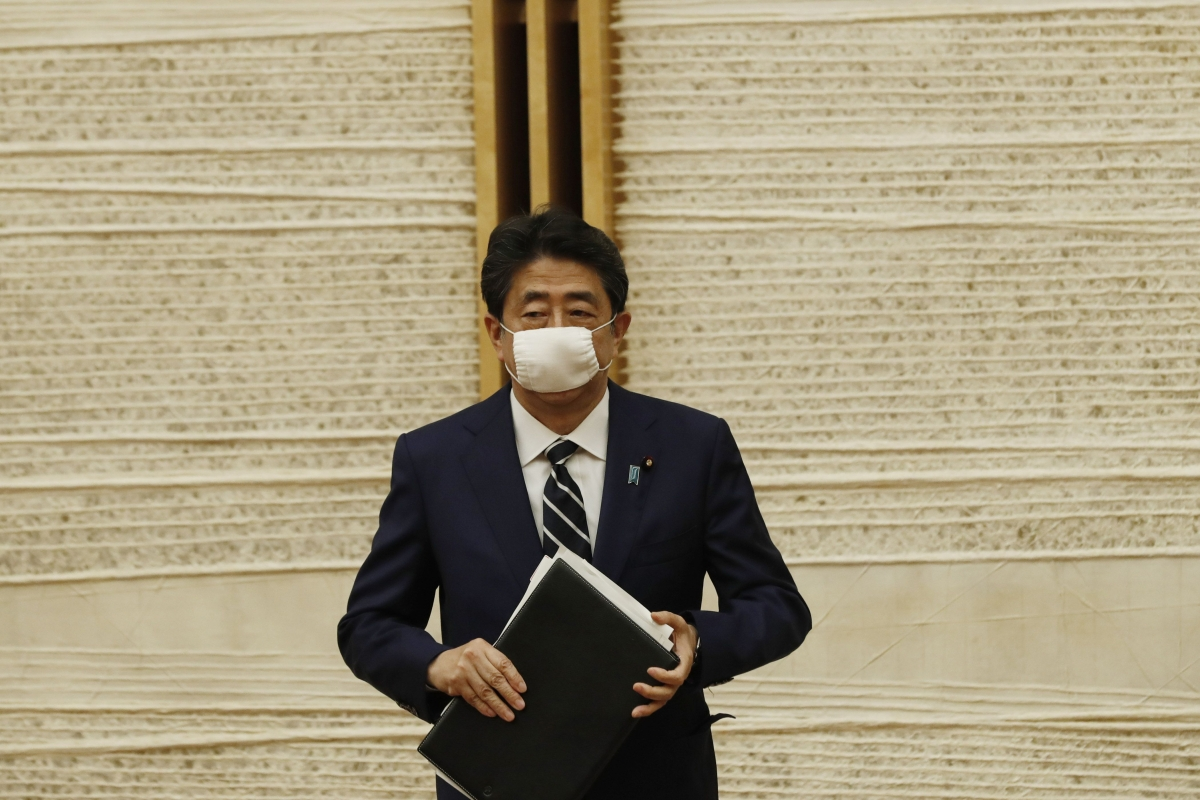 Japan PM Shinzo Abe resigns over health issues