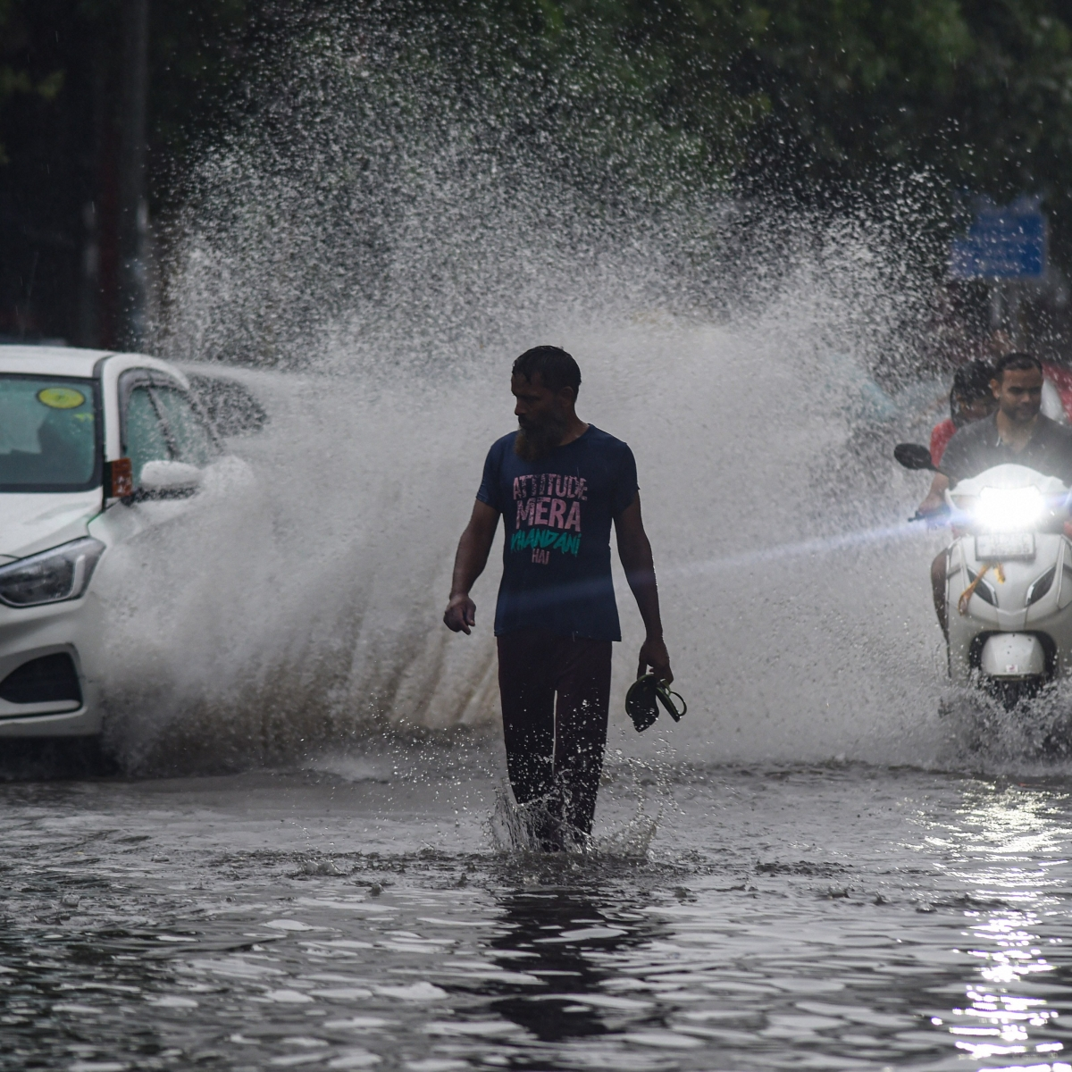MP Weather Update: Expect light rain, heavy rain at some places