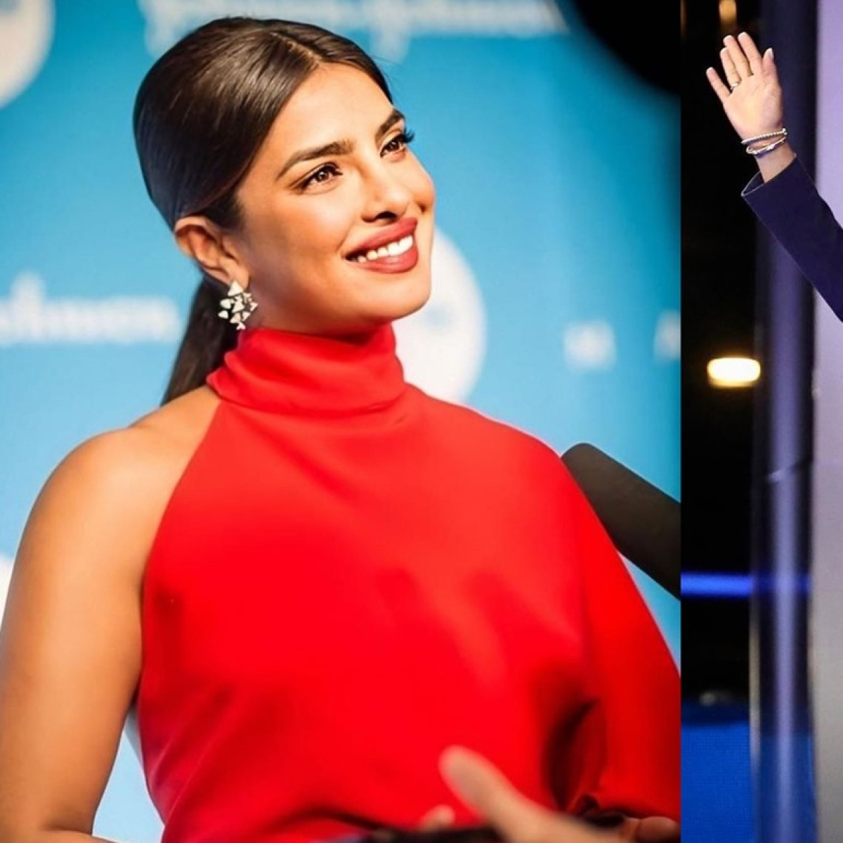 Priyanka Chopra lauds Kamala Harris to become the first person of Indian descent as US vice president nominee