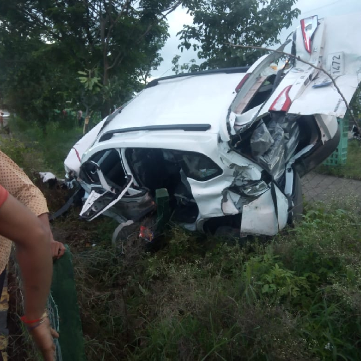 Indore: 9-year-old boy, mother killed after SUV hits them on Super Corridor