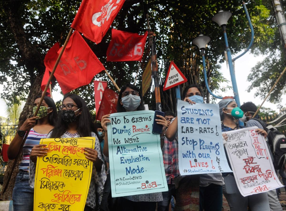 No physical exams: Students union suggest alternate examination methods