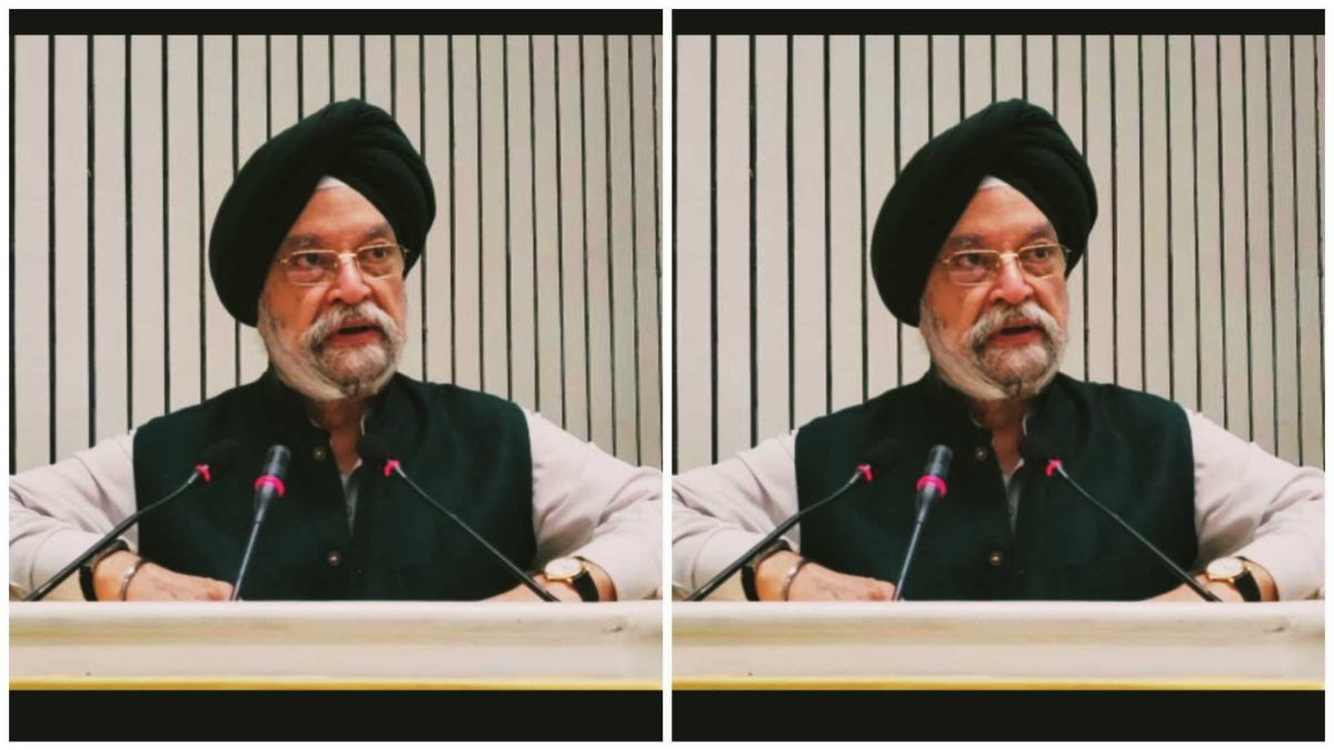 Govt shouldn't be running airlines, airports: Aviation Minister Hardeep Singh Puri
