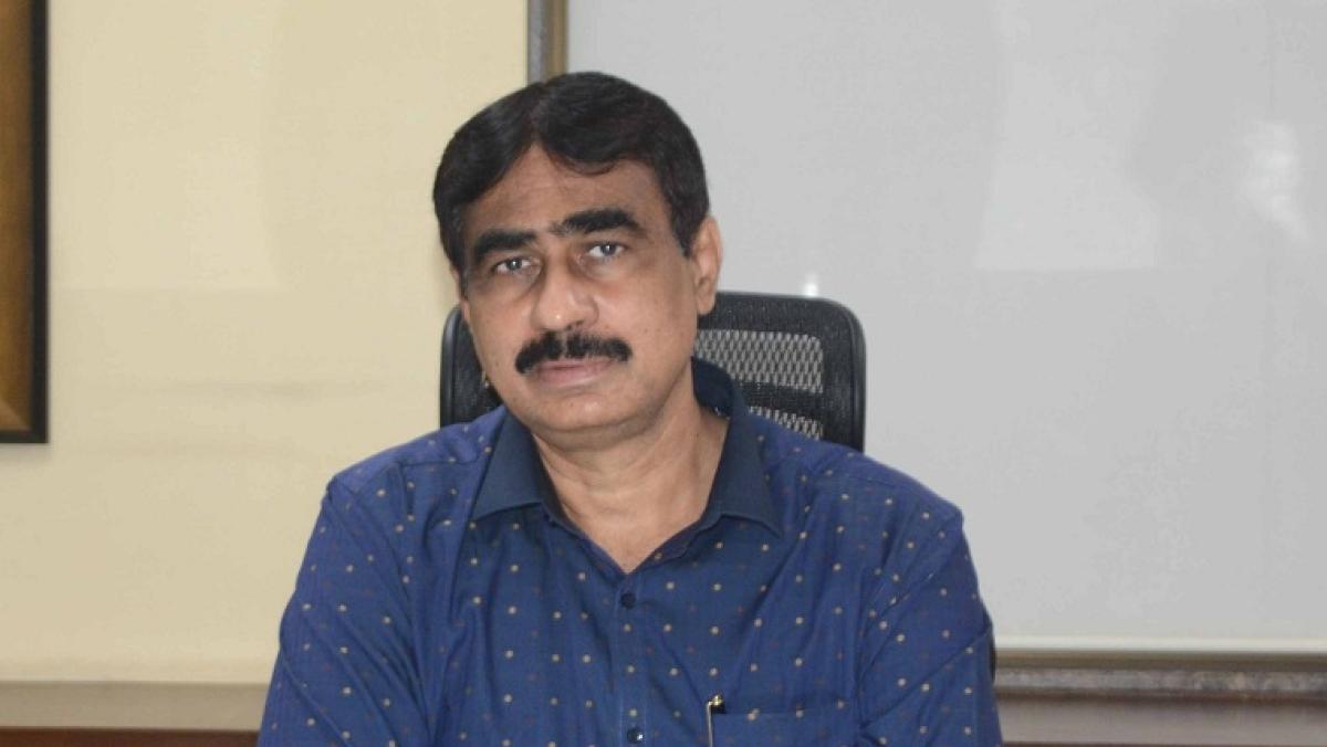 CEO of the Slum Rehabilitation Authority (SRA) Satish Lokhande