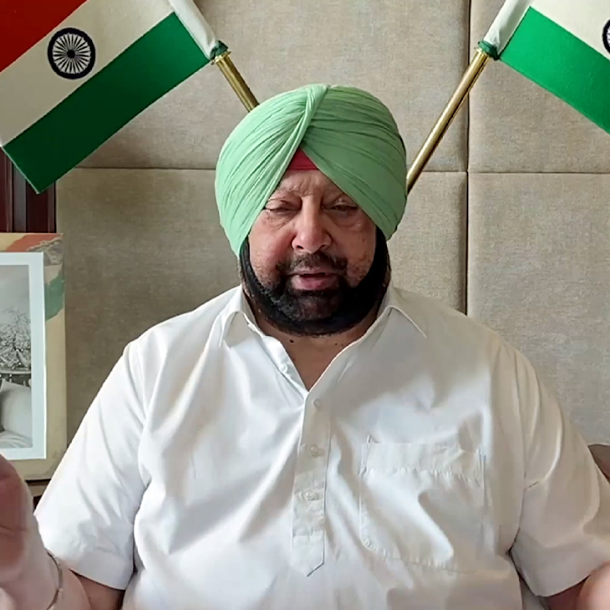 Union Budget reflects Centre's efforts to sideline non-BJP ruled states: Punjab CM Amarinder Singh