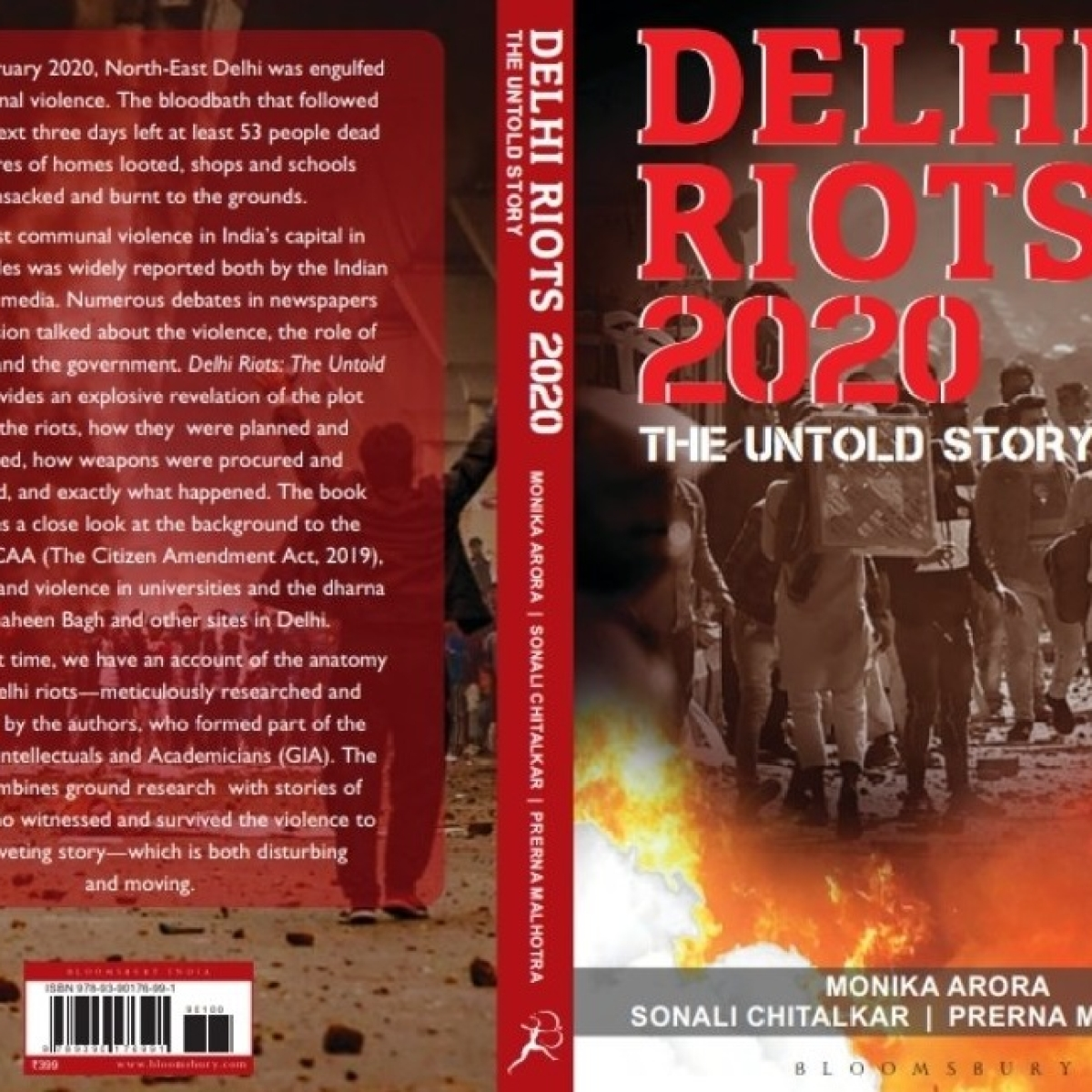 'Delhi Riots 2020' dropped by Bloomsbury India: When authors spoke about 'publishing mafia'
