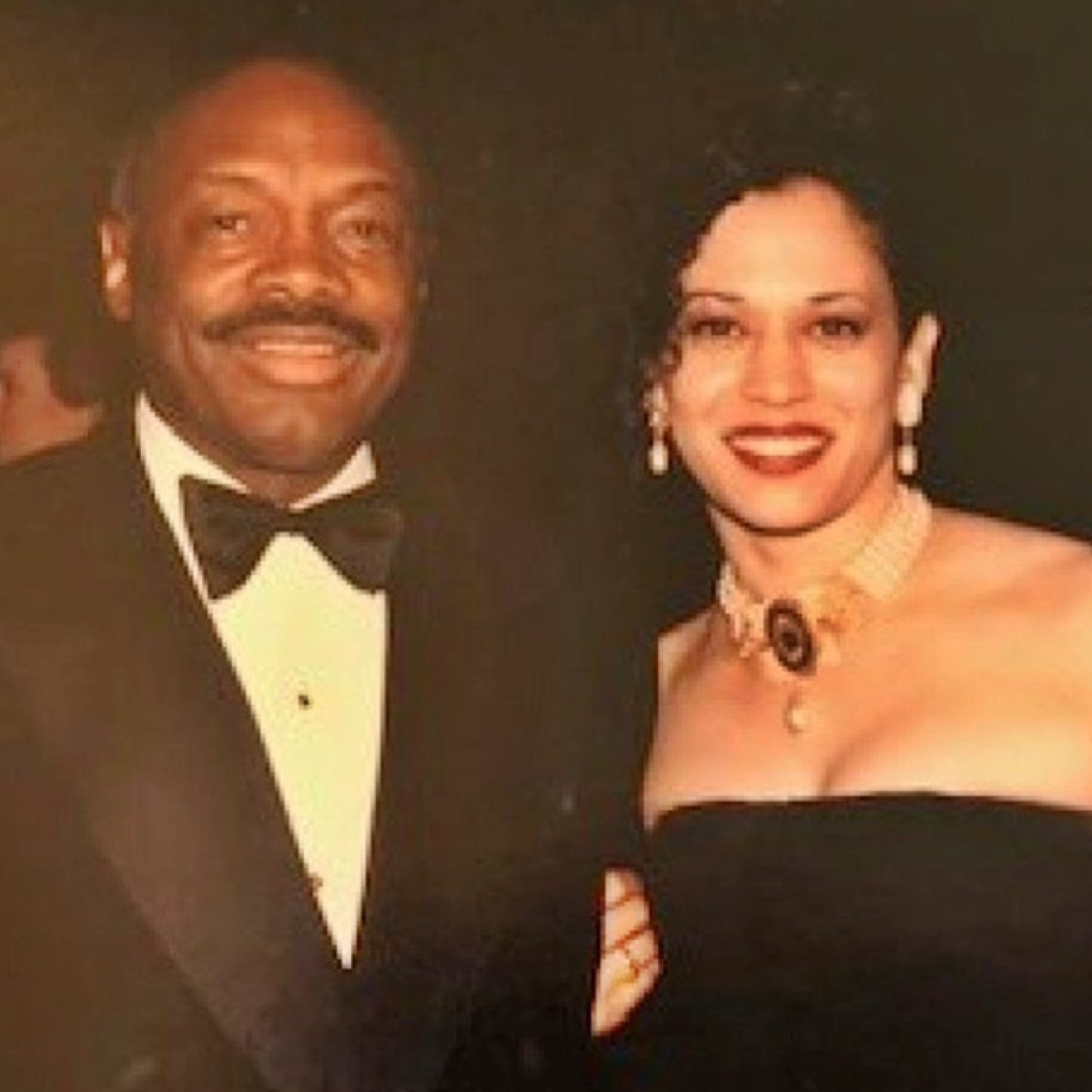 Kamala Harris had an affair with a 60-year-old married man when she was 29 who 'launched her career'
