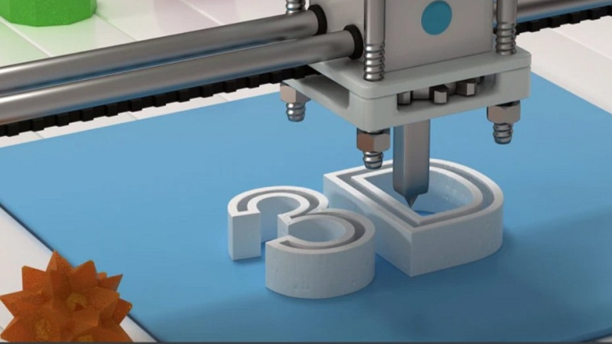 New technology can advance 3D printing, improve products