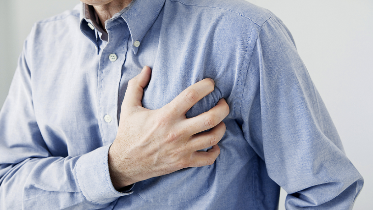 Online searches for 'chest pain' rose, emergency visits for heart attack dropped amid COVID-19 lockdown