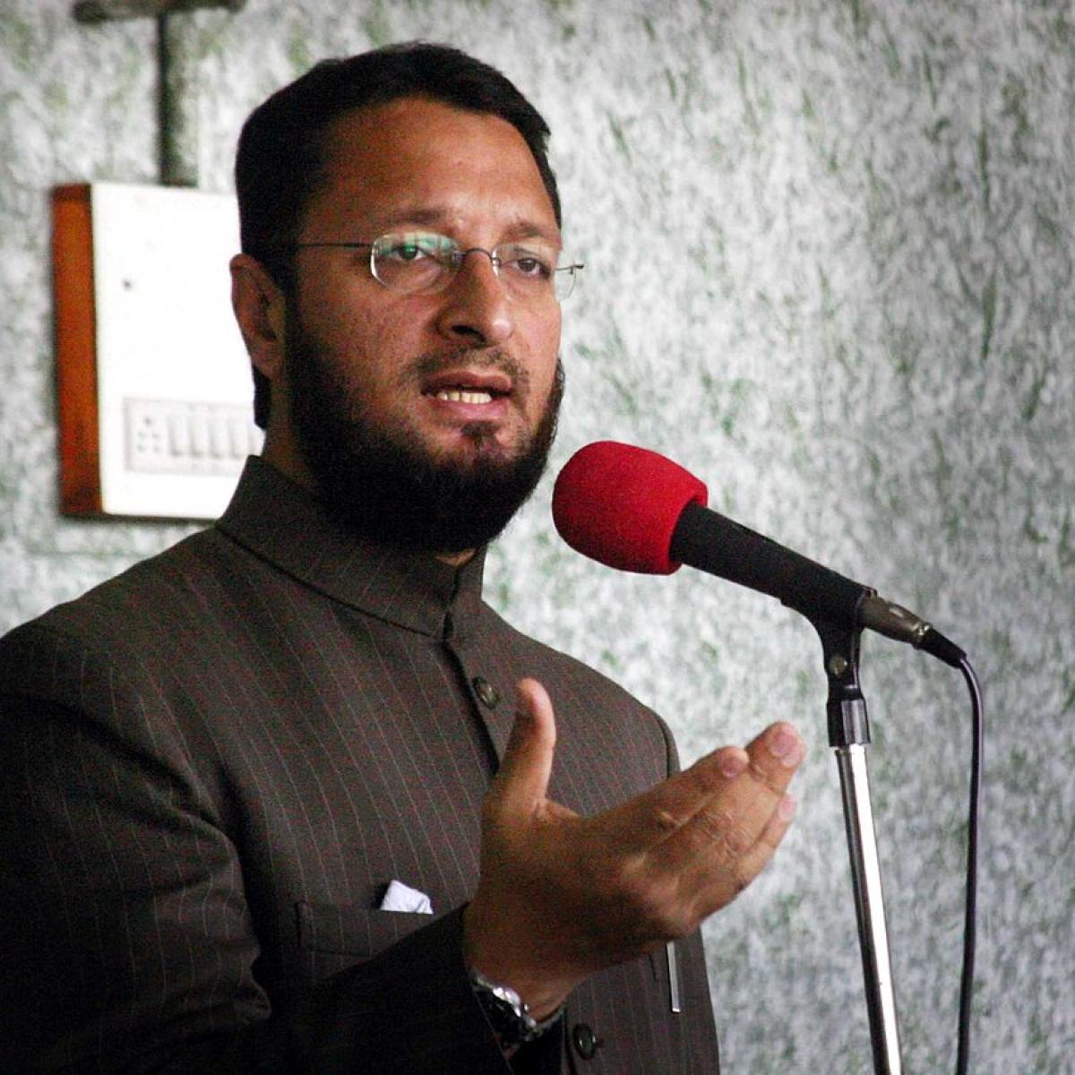 'Defeat of democracy': Amid Ayodhya Bhoomi Pujan, AIMIM Chief Asaduddin Owaisi says he is 'emotional'