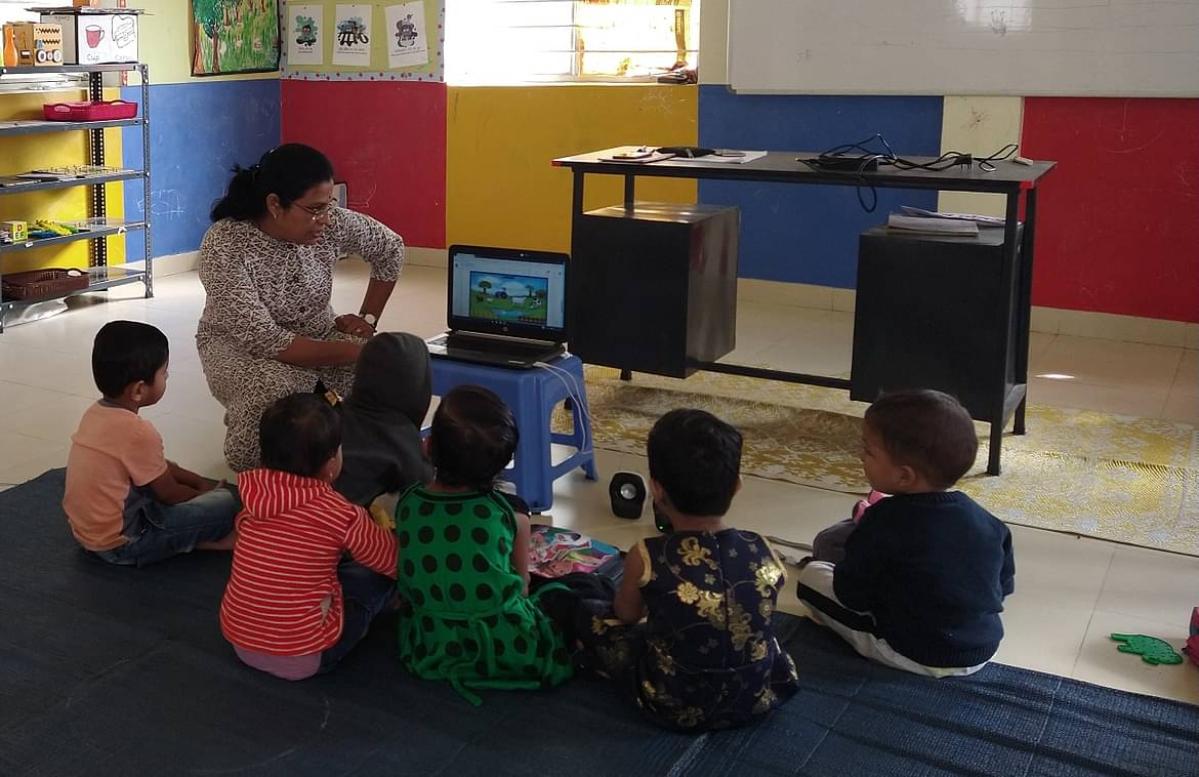 New normal lesson: BMC teachers get online teaching tips