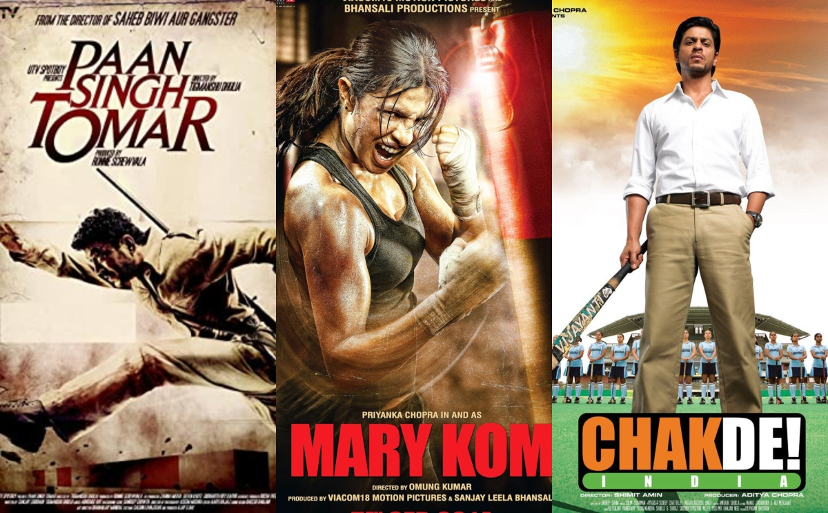 National Sports Day 2020 - From Paan Singh Tomar to Mary Kom, best sports films to binge-watch