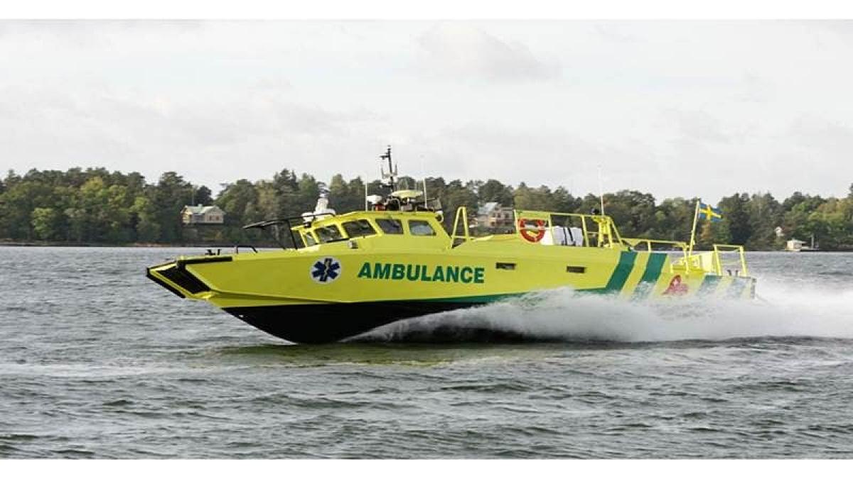 Maharashtra govt gives nod for tender process of boat ambulance