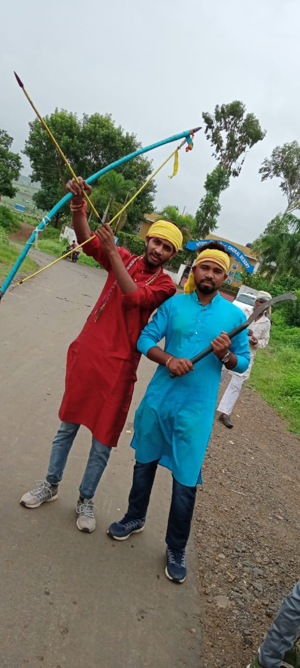 Indore: International Day of the World's Indigenous Peoples