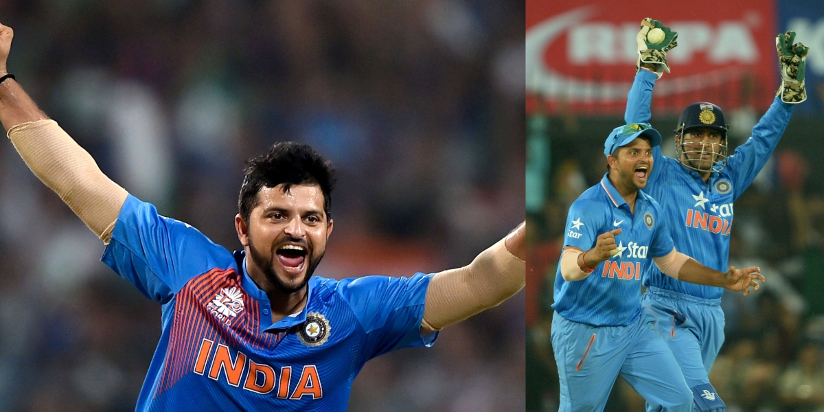 BCCI finally acknowledges Suresh Raina's retirement - why it took so long