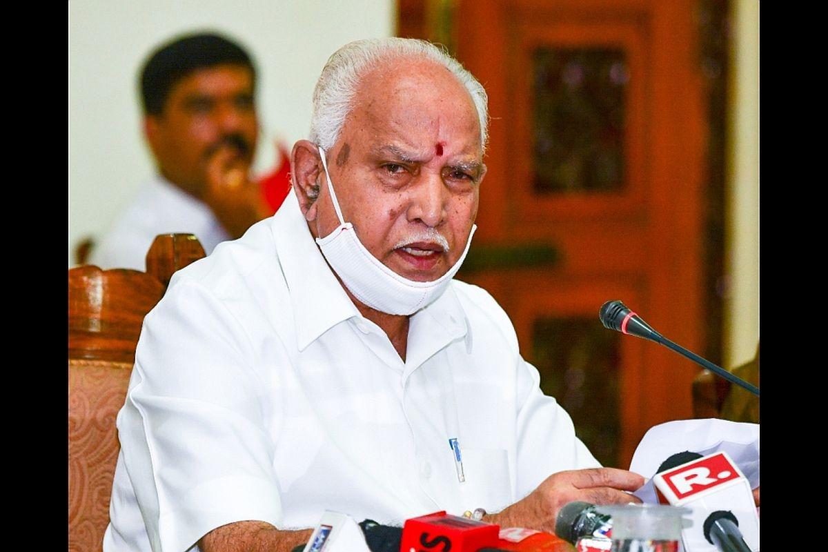 After Amit Shah now Karnataka CM BS Yediyurappa tests COVID-19 positive