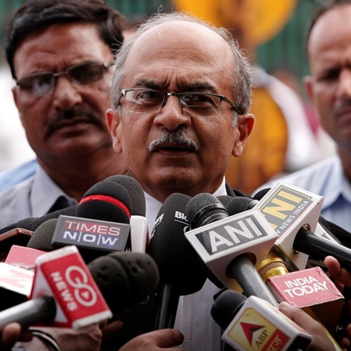 Will file review petition of order holding me guilty of contempt: Prashant Bhushan to Supreme Court