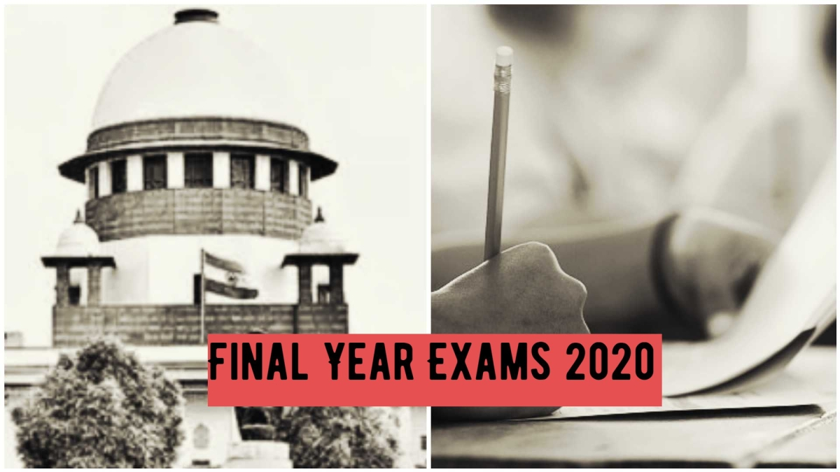 Final Year Exams 2020: What does the Supreme Court's verdict mean for final year students?