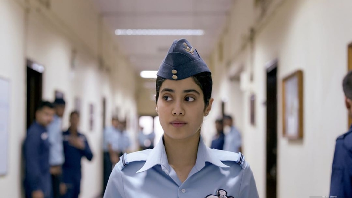 Gunjan Saxena: The Kargil Girl Review: Misses out on probing deeper into the subject