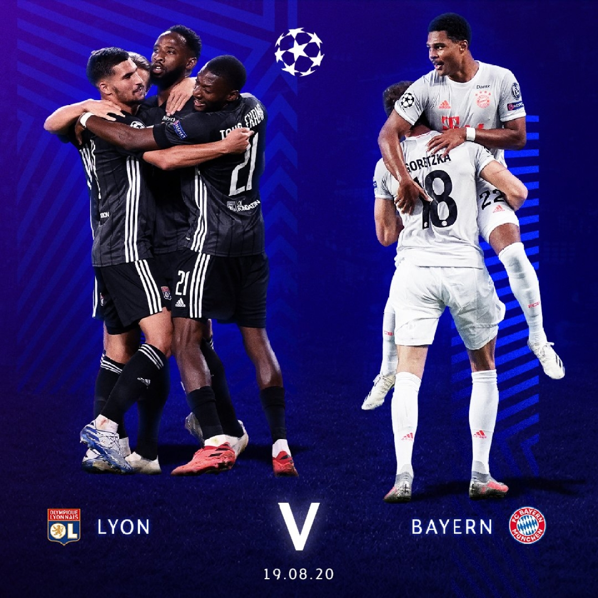 Bayern Munich vs Lyon: Where and when to watch the Champions League semi-final fixture live in India
