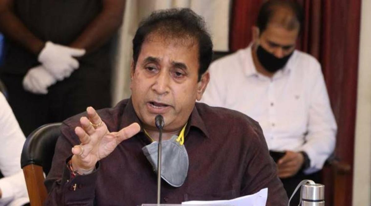 JEE and NEET exams: Consider students' agony, Maharashtra HM Anil Deshmukh urges Centre