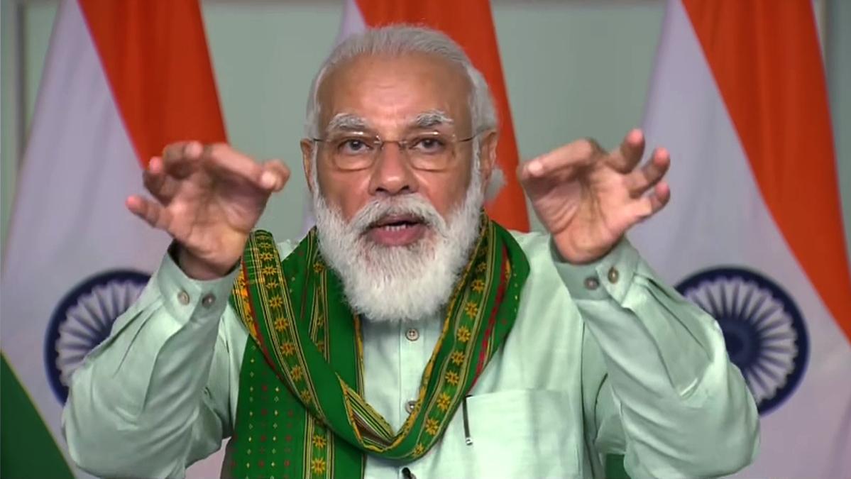 BJP workers helped the needy during lockdown in Andaman & Nicobar: PM Modi