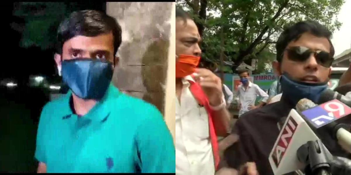 'I wasn't quarantined, investigation was quarantined': Vinay Tiwari accuses Mumbai Police of 'obstruction'