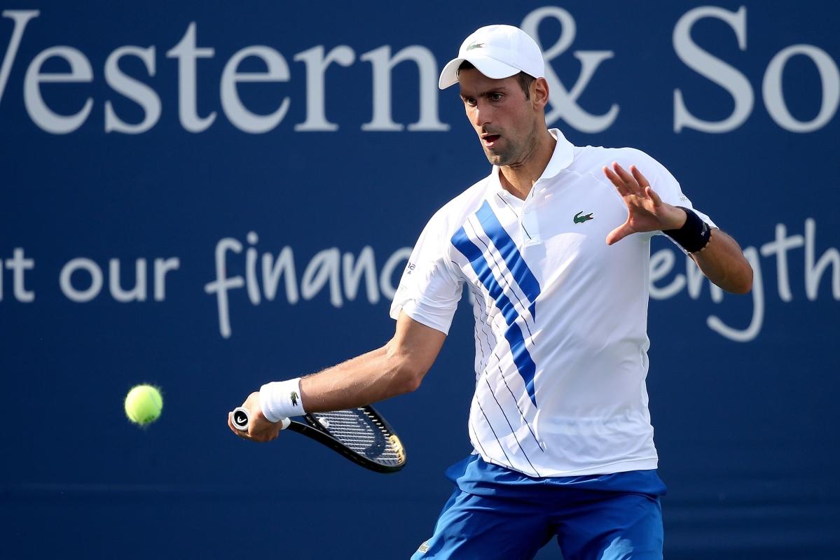 Novak Djokovic overcomes pain in the neck and defeats Tennys Sandgren