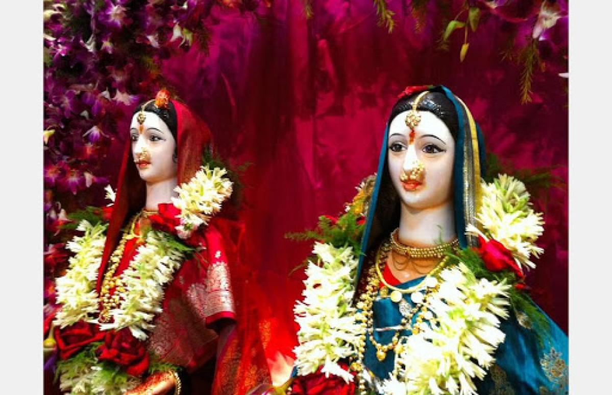 Significance of Gauri Pujan