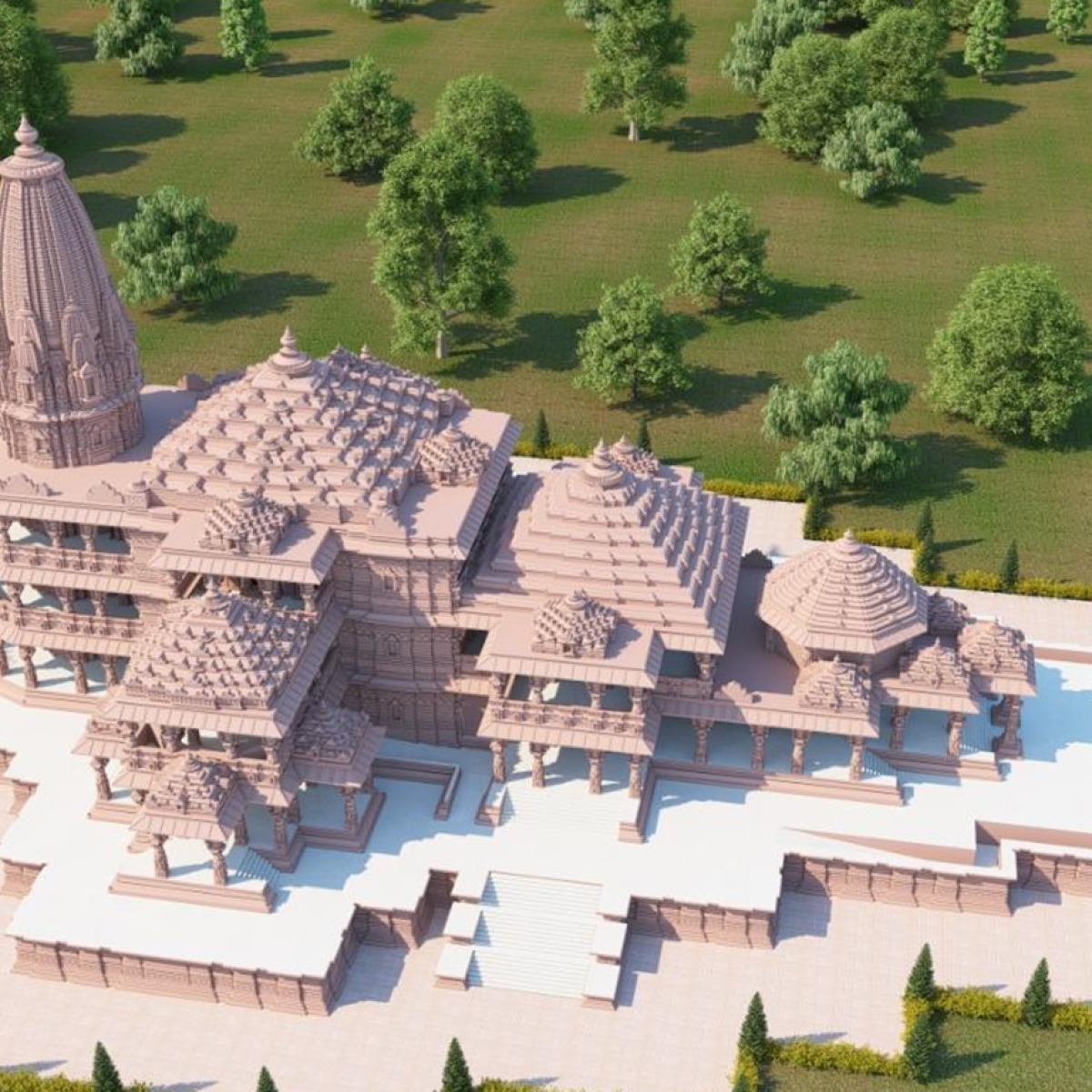 From 1528 to 2020: Ram Mandir Bhoomi Pujan - a timeline of events in Ayodhya case