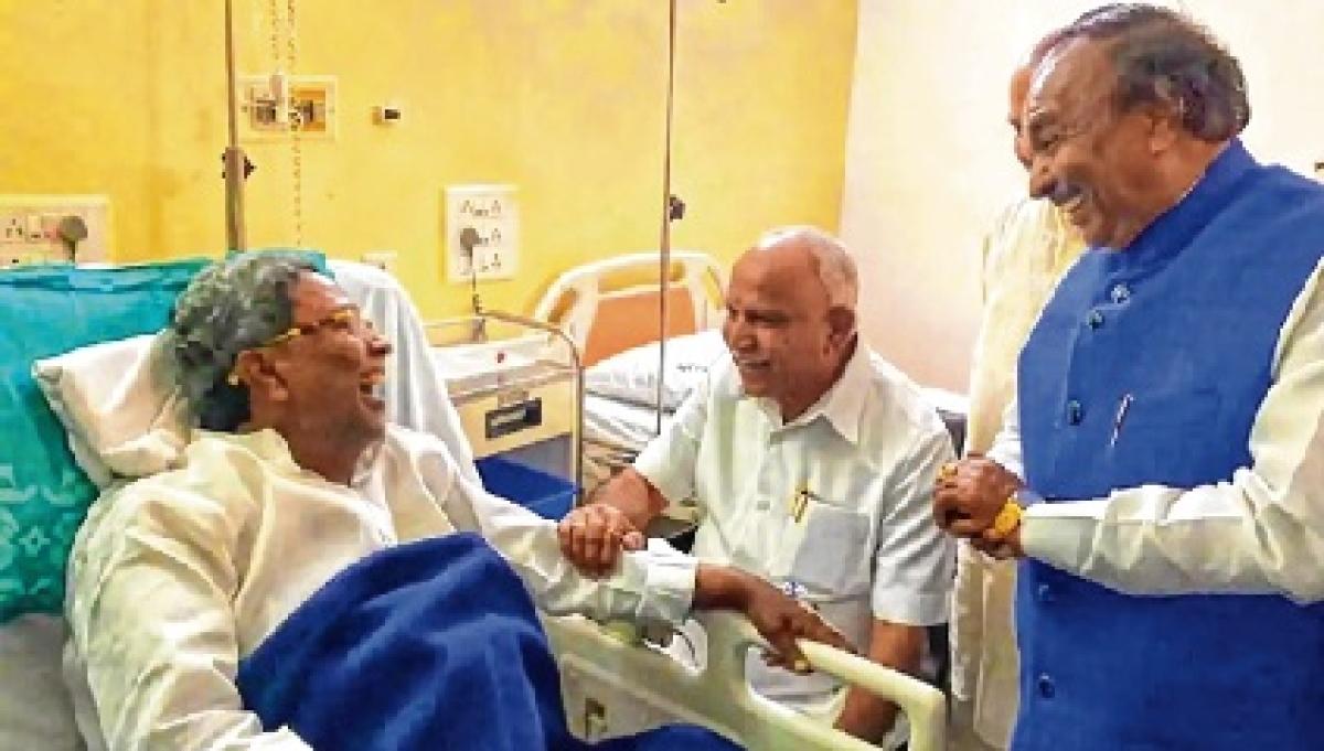 Karnataka reports record surge in Covid-19 cases