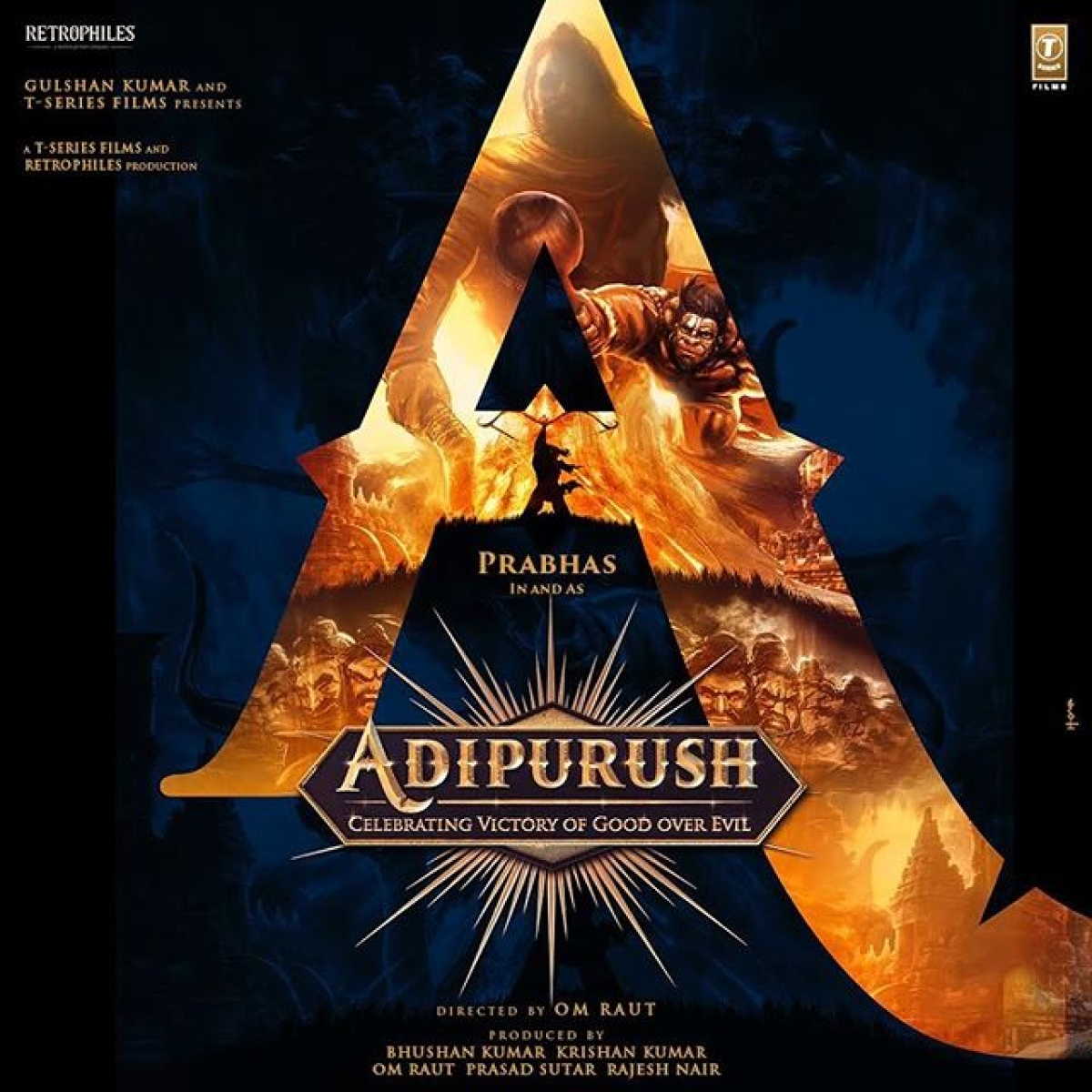 Adipurush: Om Raut says Prabhas is perfect for the role of Lord Ram