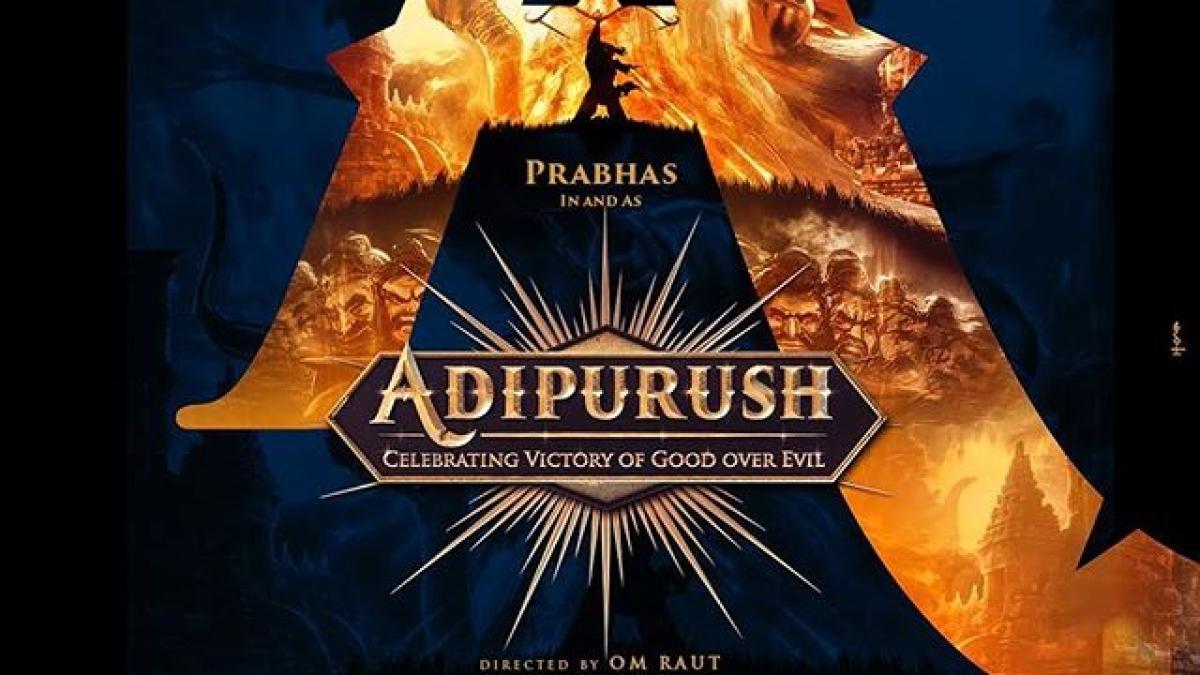 Prabhas teams up with 'Tanhaji' filmmaker Om Raut for 3D biggie 'Adipurush'