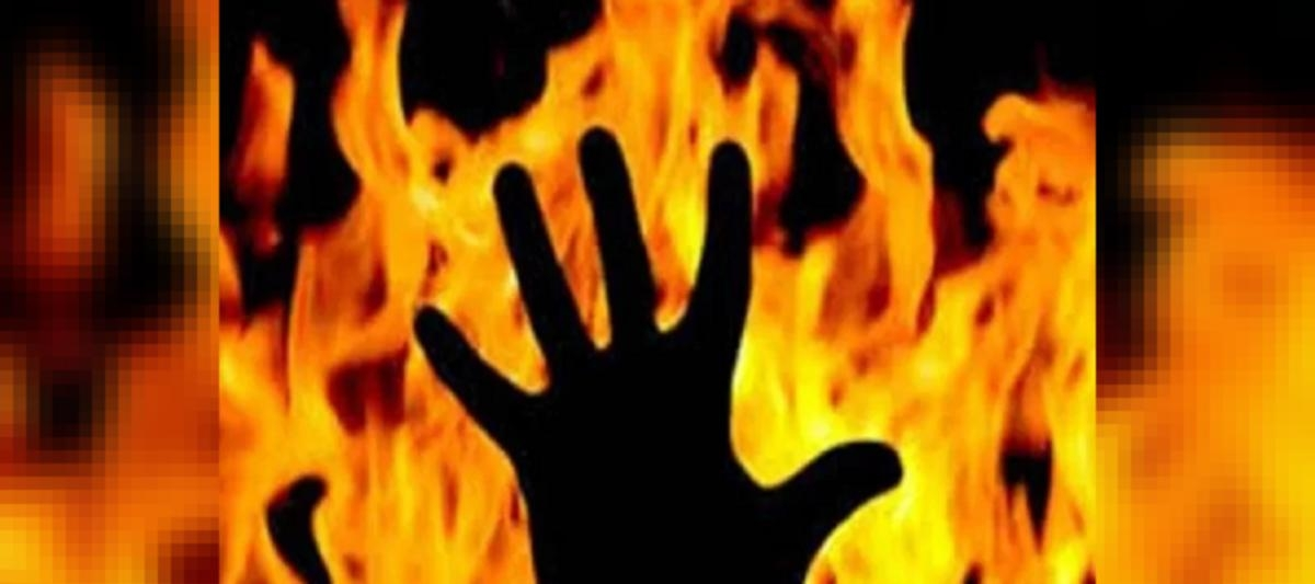 Mumbai: 25-yr-old woman immolates herself, husband held for abetment of suicide