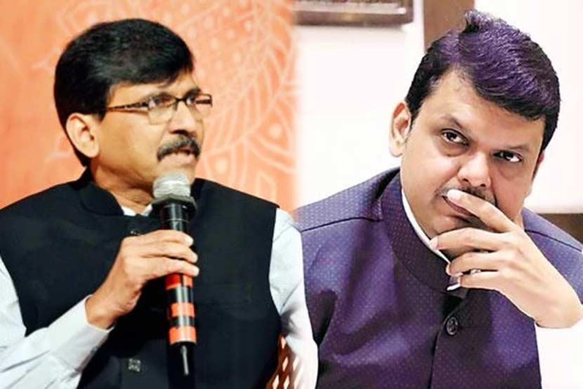 Fadnavis, Raut meet at luxury hotel; not political, says BJP