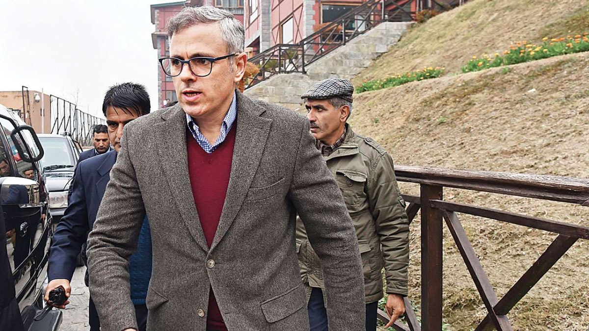 Omar Abdullah to vacate govt accommodation in Srinagar; says 'doing it my own accord'